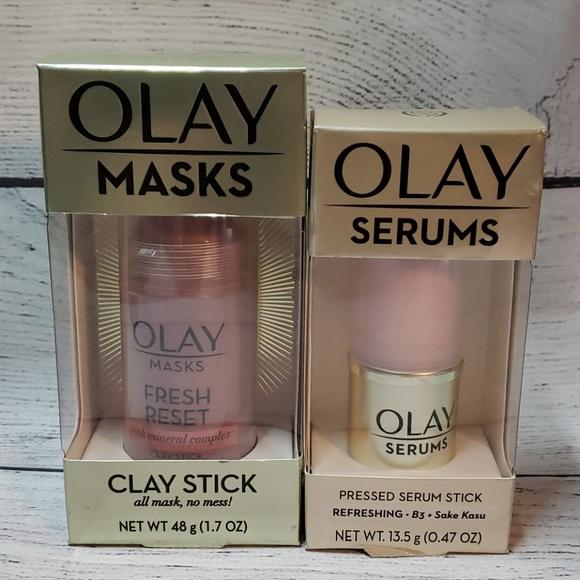 Olay Serum & Mask